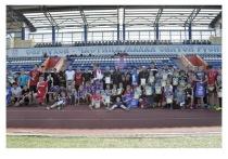 Лучшие детские дворовые команды определили в Серпухове