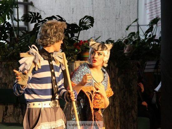 В Калмыкию приезжает Театр имени Наталии Сац