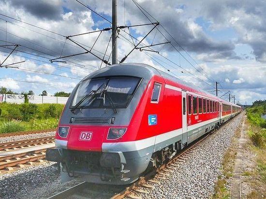 Deutsche Bahn страдает от нехватки обслуживающего персонала