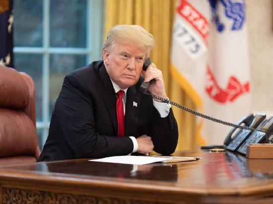 Трамп поручил провести ревизию военной помощи Украине