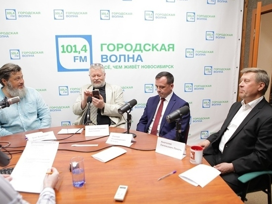 Анатолий Локоть принял участие в дебатах