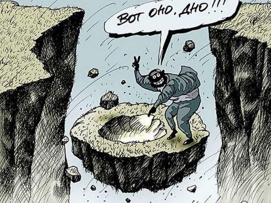 Орлов рухнул на дно губернаторского рейтинга