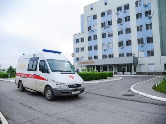 Трое детей доставлены в больницу после ДТП в Волгограде