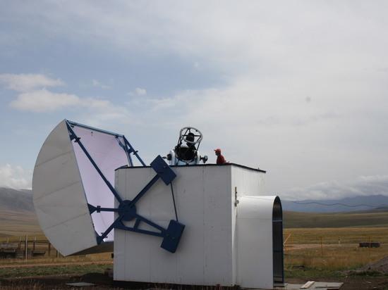 Что может привести в восторг астрофизика