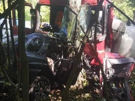 Бетономешалка, из-за которой в Калуге погибли пятеро, ехала с превышением скорости