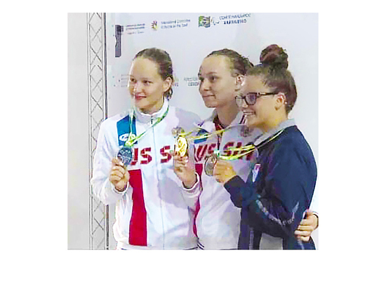Астраханка стала чемпионкой мира