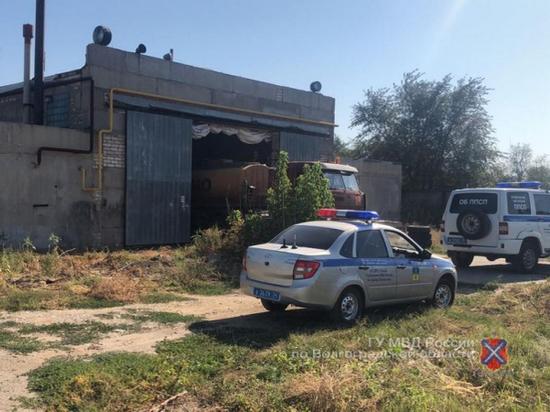 Волгоградская полиция ликвидировала подпольное нефтепроизводство