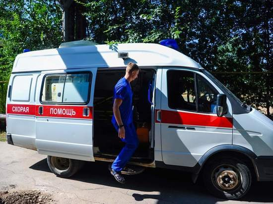В Камышине под колесами ВАЗа оказалась 11-летняя девочка