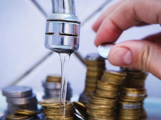 Лишние 19 тысяч рублей начислили воронежцу в квитанции за воду