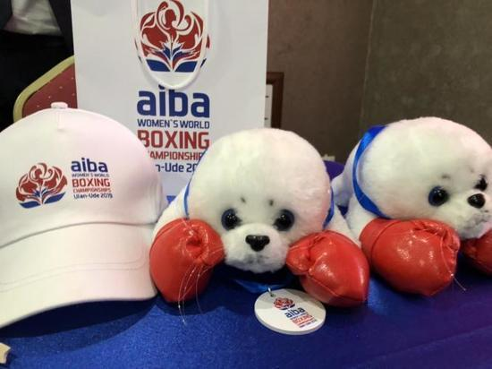 Жителям Бурятии предложено придумать имя символу Чемпионата мира по женскому боксу