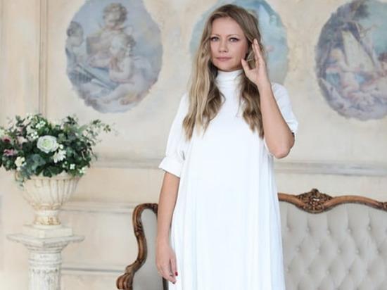 Актриса Мария Миронова заявила о своей беременности