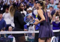 В первый день US Open организаторы свели на корте Уильямс и Шарапову