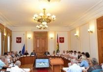 Итоги парламентского года подвели в комитете по вопросам законности, правопорядка и правовой защиты ЗСК