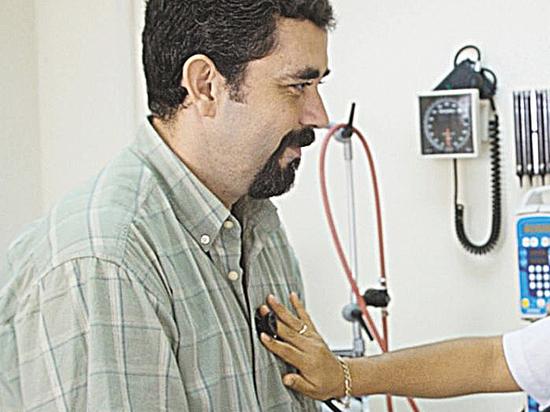 Нелегкая болезнь легких