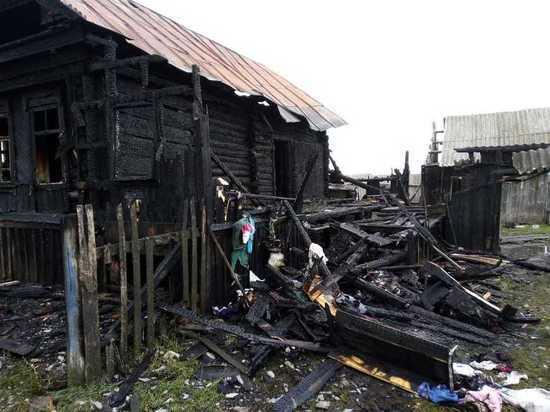 В Мордовии юный герой спас сестру в пожаре