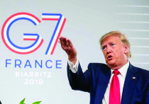 Трамп: китаю торговля важнее, чем нам