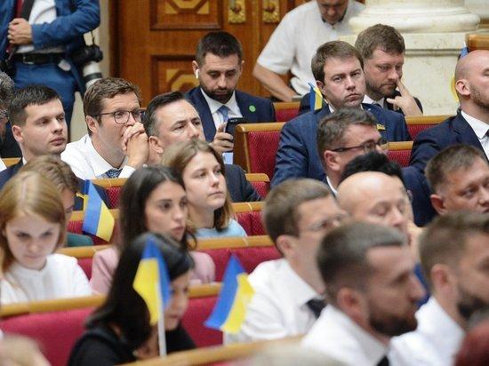 Названа главная цель нового украинского Кабмина