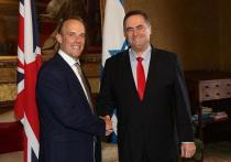 Министр Исраэль Кац призвал Великобританию признать КСИР террористической организацией
