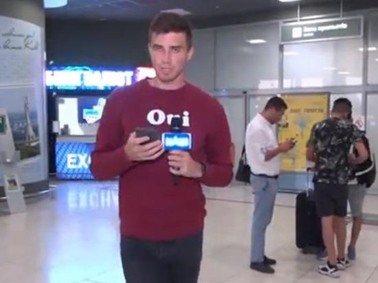 Журналисты: признаков подготовки к прилету освобожденных украинцев в аэропорту нет
