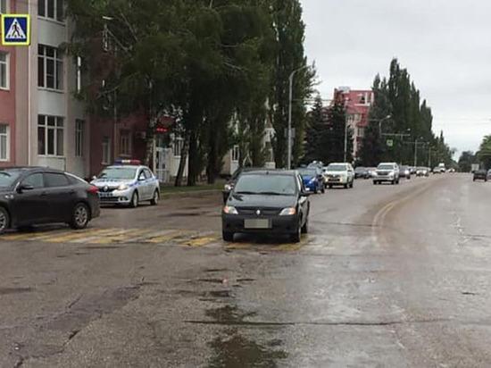43-летняя жительница Башкирии попала под колеса автомобиля