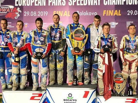 Башкирский гонщик в составе сборной стал чемпионом Европы по спидвею