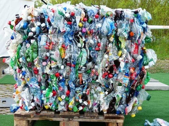 Россия на треть увеличила ввоз зарубежного пластикового мусора