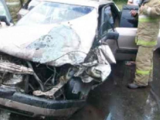Смертельное ДТП произошло утром 30 августа в Большемурашкинском районе