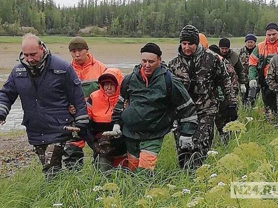 В ЯНАО заблудившуюся в лесу пенсионерку нашли живой через два дня
