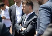 Зеленский забеспокоился из-за приглашения Путина на саммит G7 в США