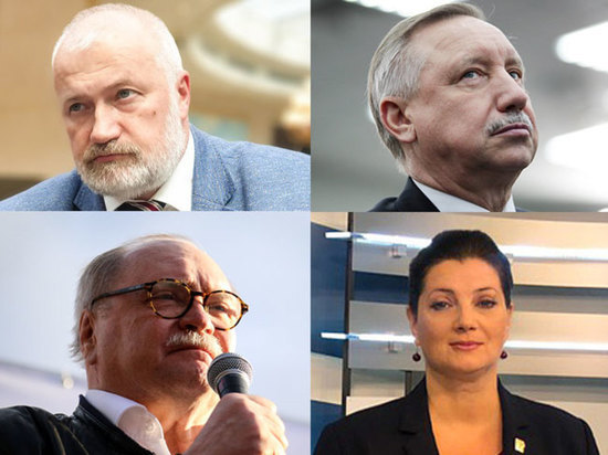 Выборы в Петербурге: Программы разные, идеи одни