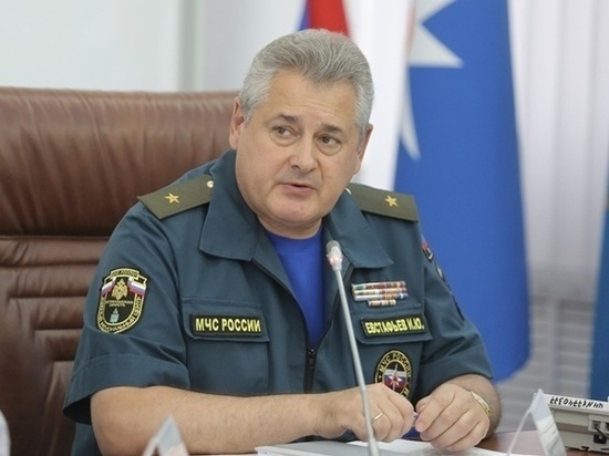Новым руководителем Управления по делам ГО и МЧС стал генерал-майор из Астрахани