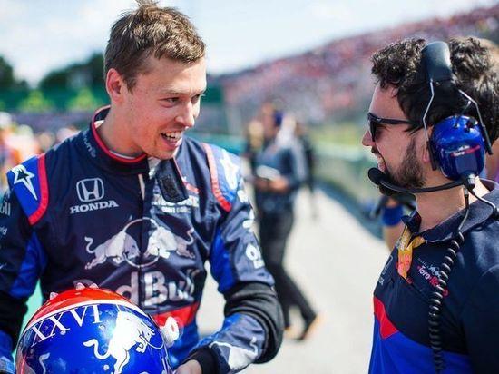 Гран-при Бельгии: «Феррари» бросит вызов, а Квят разгромит напарника