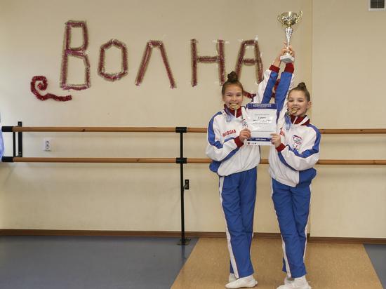 Нижегородки выиграли Чемпионат мира по спортивной хореографии с флагами