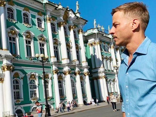 Актер из «Игры престолов» приехал в Петербург