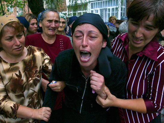 Черные пятницы Беслана: женщины не простили властям молчание
