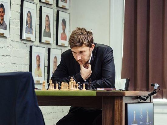 Сергей Карякин занял третье место на Кубке Синкфилда в Сент-Луисе