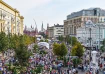 7 и 8 сентября столица отпразднует 872-й день рождения