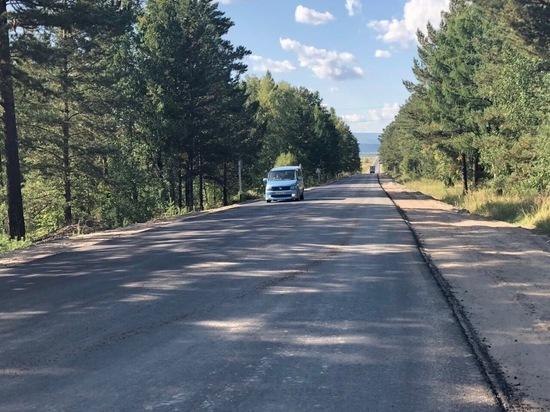 Дорогу до Дровяной в Забайкалье отремонтируют раньше срока