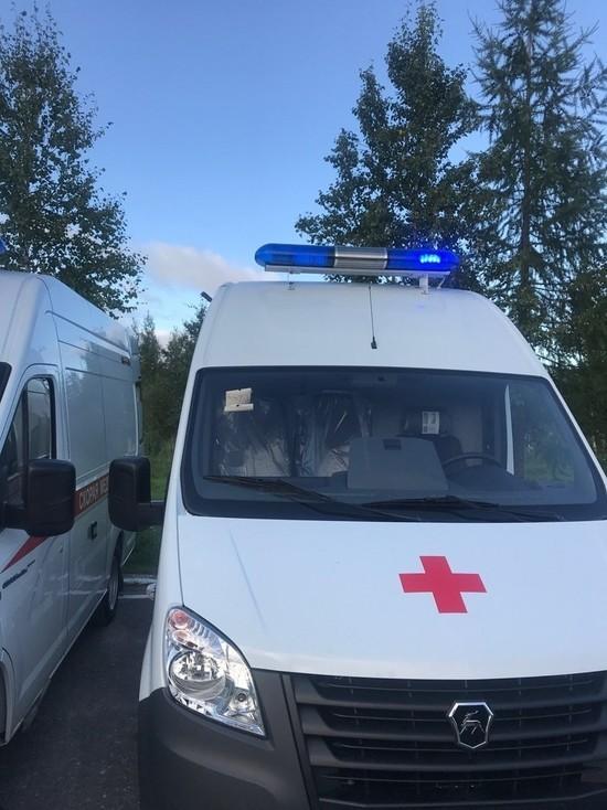 Ноябрьск получил 12 новых машин скорой помощи