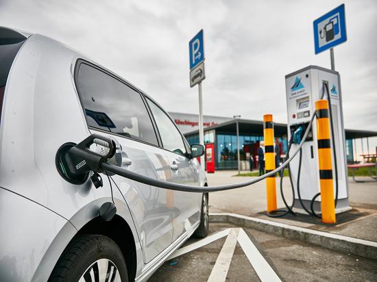 В Челябинске запустили сеть заправок для электромобилей