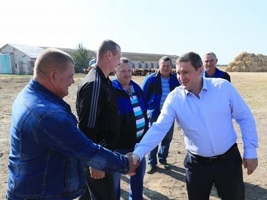 Губернатор и жители Ольховки сверили приоритетные проекты развития