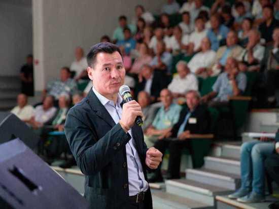 Кандидат на пост главы Калмыкии рассказал о своей программе
