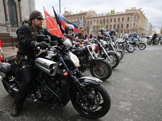 Мотоклуб «Ночные волки» заключил соглашение с Магаданской областью