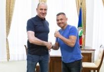 Константин Дзю откроет филиал своей школы бокса в Карачаево-Черкесии