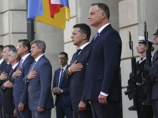 Зеленский назвал прорывом итоги своего визита в Польшу