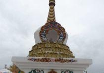 В столице Чувашии может появиться буддийская ступа