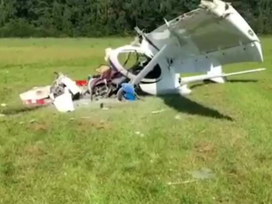 Пострадавшую при крушении самолета девочку перевели в московскую больницу