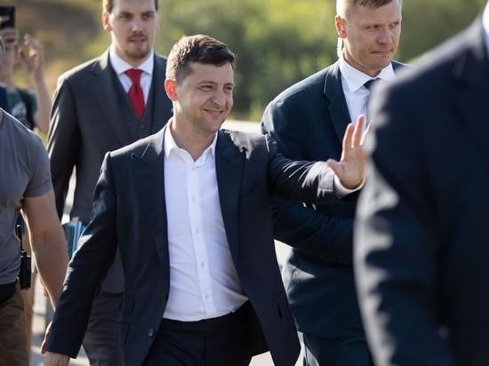 Зеленский предложил президенту Литвы восстанавливать Донбасс