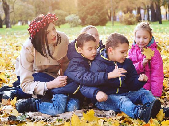 Подготовка к 1 сентября стала вызовом для матери четверняшек-первоклашек