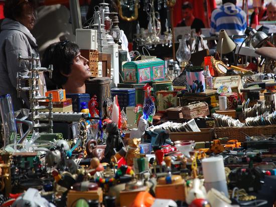 ПОТРЕБИТЕЛЬ: Правила блошиных рынков